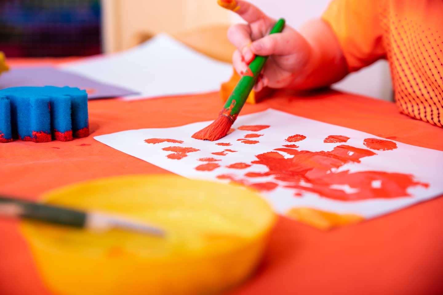 supporting child with complex needs to be creative with empower us